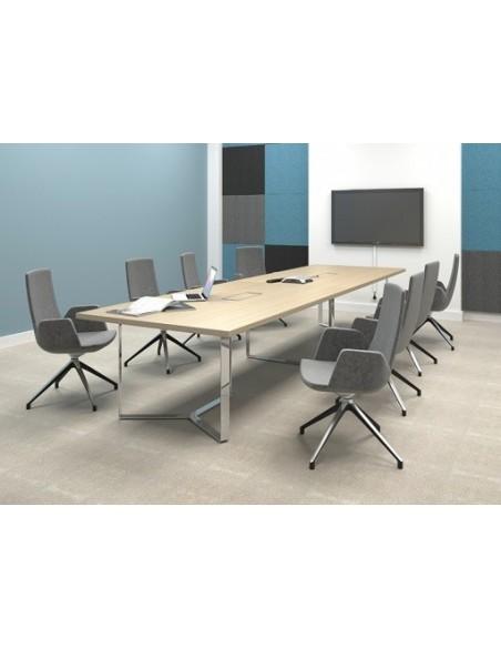 Tables de réunion de direction PLANA