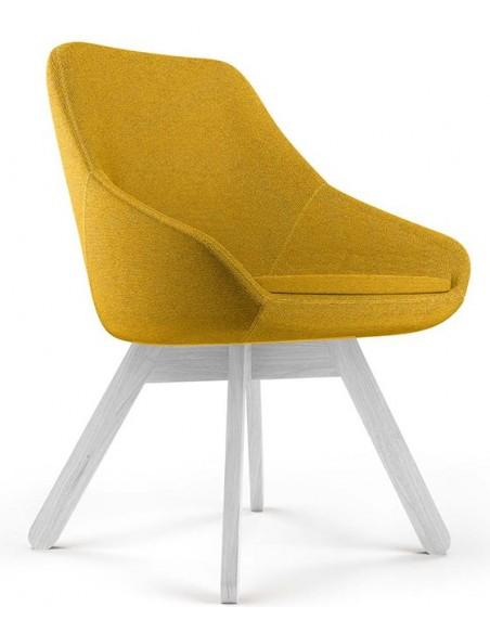 Chaise visiteur Calyx