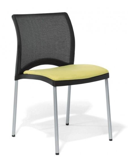 Chaise visiteur Linea