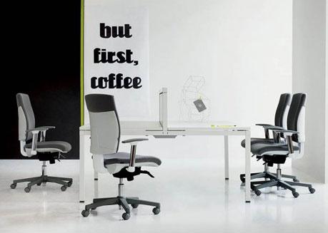 Mobilier de bureau design professionnel : meubles sièges rangement